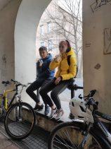 jaunimo mokykla dviračiai